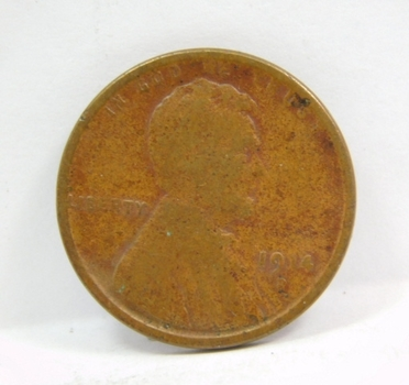 KEY DATE 1914-D Lincoln Wheat Cent - Denver Minted