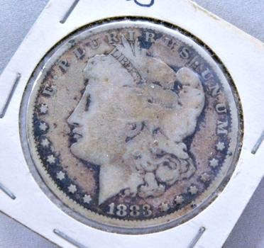 1882 Morgan Silver Dollar - Philadelphia Minted