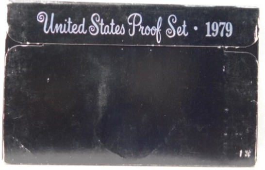 1979 United States Proof Set with Original Box