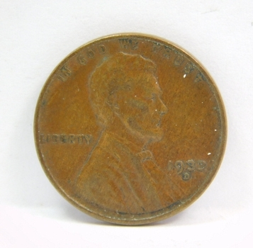 1933-D Lincoln Wheat Cent - Nice Detail on a Higher Grade Coin