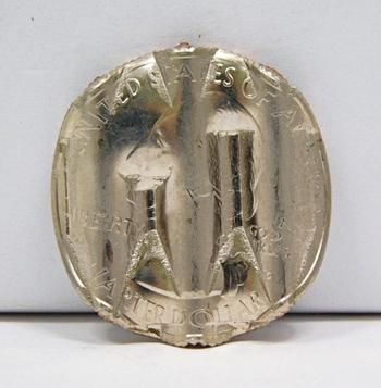 MINT ERROR - WAFFLE Coin - 2016-P Commemorative National Park Quarter -