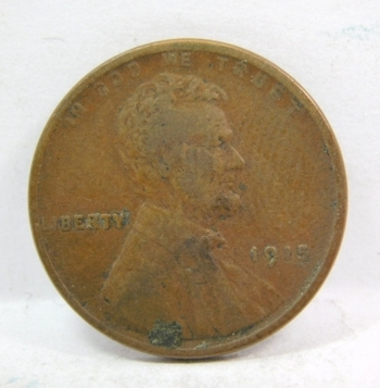 1915 Lincoln Wheat Cent - Nice Detail on a Higher Grade Coin