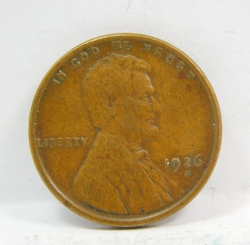 1926-S Lincoln Wheat Cent