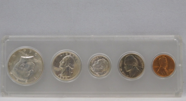 1999 P /& D Jefferson Nickels Gem Bu from mint sets