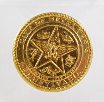 Bethleham, PA 225th Anniversary Medallion*1741-1966