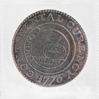 Continental Dollar 1776*Exact Replica