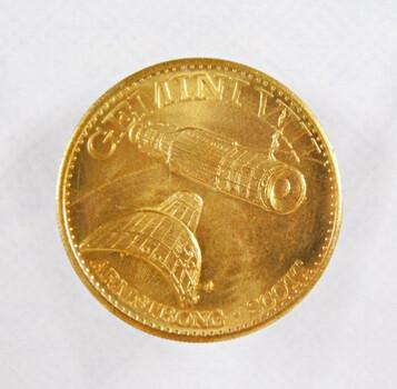 Gemini Space VIII Medal