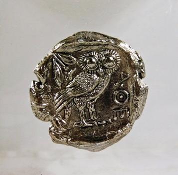 Greek Silver Tetradrachm*Replica