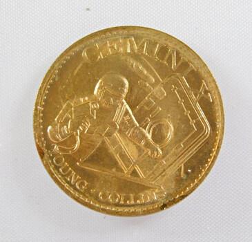 July 18-21 1966 Gemini X Medal