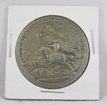 Pewter George Washington Medal