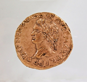 Roman Nero-Dupondius Emperor*Ad 54-68*Replica