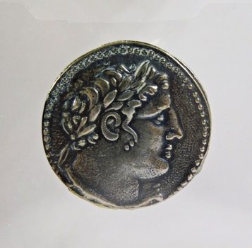 """Shekel of Tyre Phoenician """"30 Pieces of Silver""""*126 BC*Replica"""