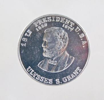 Ulysses S. Grant Medallion