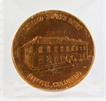 United States Mint Medallion*Denver, Colorado