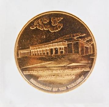 United States Mint Medallion*Philadelphia