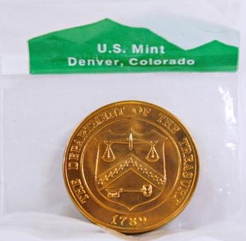 United States Mint Souvenir Medal*Denver, Colorado