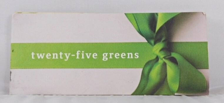 "Washington Federal ""twenty-five greens"" Book of 25 Consecutive 1$ Crisp Uncirculated  Banknotes"