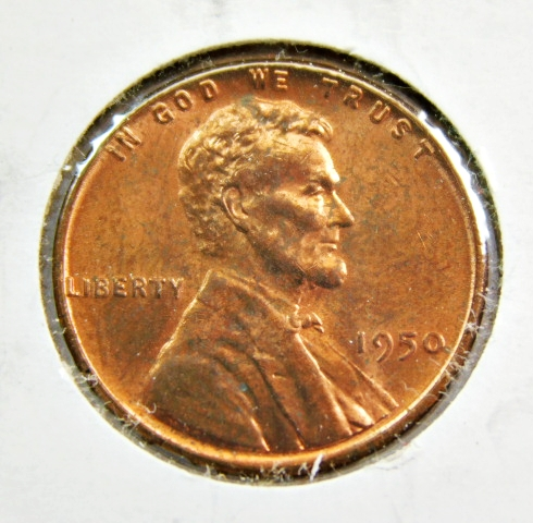 Fresh from estate rolls 1946-D Lincoln Cent NGC MS66 RD
