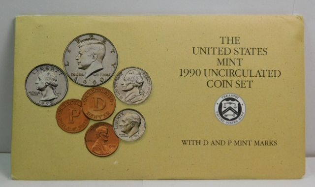 2017 P Uncirculated Coin Set 10 Coins United States Mint PHILADELPHIA w// COA