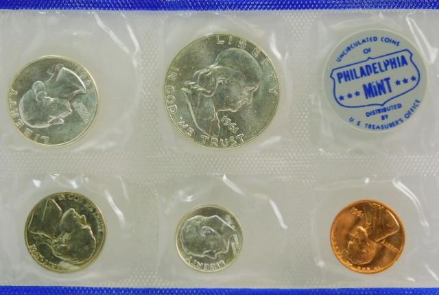 ^^^Brilliant Uncirculated^^^ 1961 Nickel