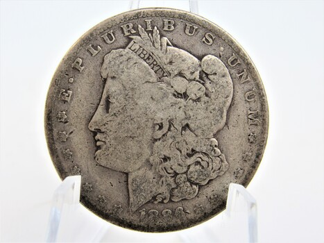1885-O Silver Morgan Dollar (032)