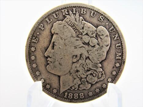1888-O Silver Morgan Dollar (049)