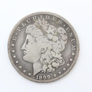 1899-O 90% Silver Morgan Dollar (295)