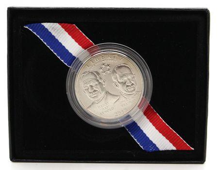 2013 5 Star Generals Comm. Coin Program Unc. Clad Half Dollar