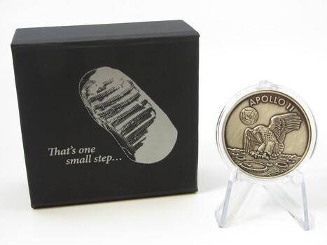 99% Silver Apollo 11 50th Anniversary Collection with Box & COA