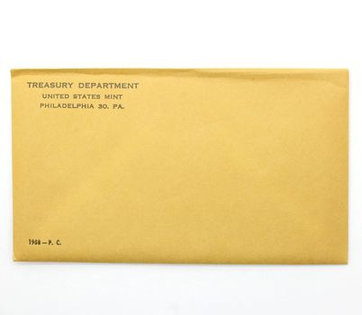 Better Date 1958 Silver Unopened (Envelope Still Sealed) U.S. Proof Set - May Contain One or More Very Valuable Coins