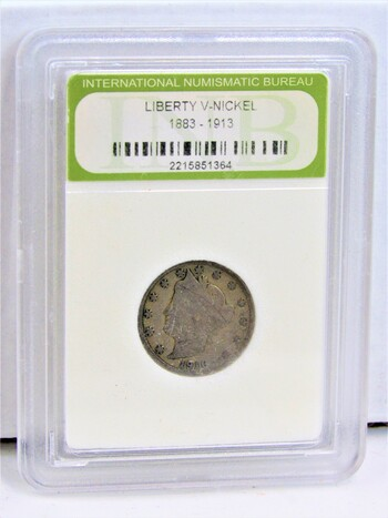Liberty V-Nickel 1883-1913
