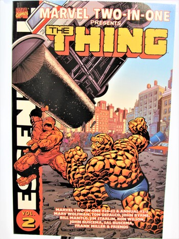 Marvel Two-in-One The Thing Vol. 2 Comic Book (001)