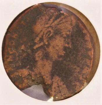 337-361AD Imperial Roman Coin Constantius II