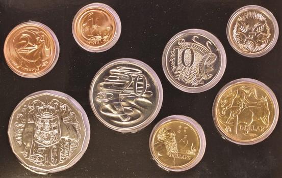 1990 Royal Australian Mint Uncirculated Coin Set