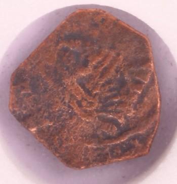 1400-1600 AD New World Pirate Era Spanish Bronze Nummis