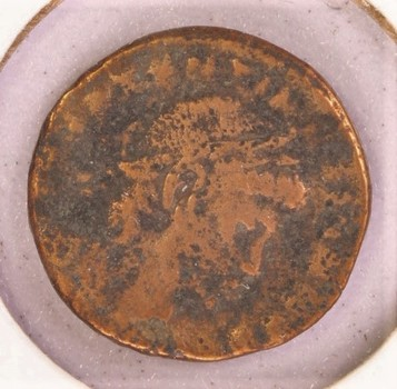 337-340AD Imperial Roman Coin Constantine II