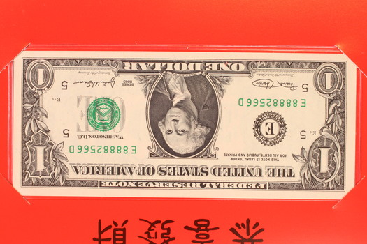 Series 2003 US Year of the Rooster Prosperity Note $1