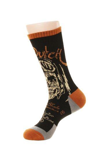 Von Dutch Socks - 12 Pack with 12 Different Designer Styles