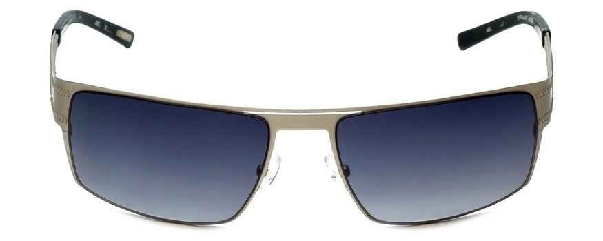 Renoma Mens Designer Robin 1300 Silver / Grey Gradient Sunglasses