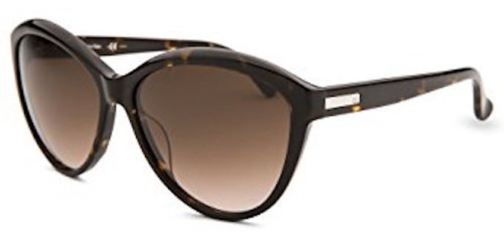 Calvin Klein CK4256S-004 Havana Fashion Sunglasses