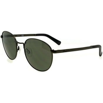 Kenneth Cole New York KC7199-97N Matte Dark Green/Green Oval Sunglasses
