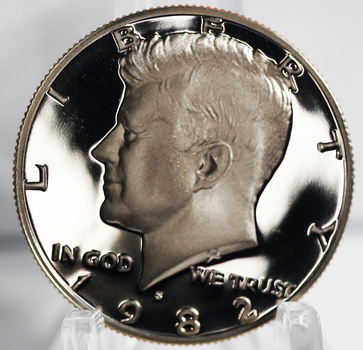 1982-S Gem Proof Deep Cameo Kennedy Half Dollar
