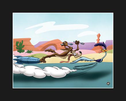 Warner Bros.  - Desert Chase Limited Edition