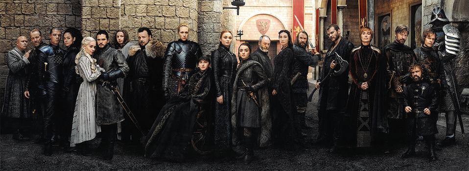 Game of Thrones (GOT) Fine Art Photograph