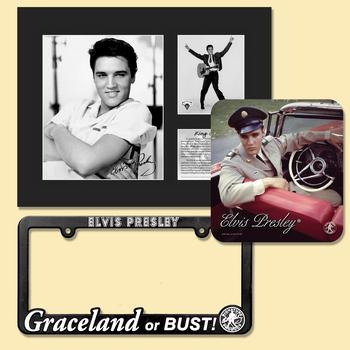 Elvis - 3 Piece Bundle #4