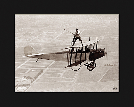 I'll Drive You Fly - Fuji Crystal Archival Photograph