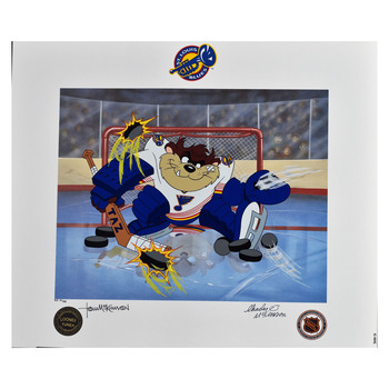 St. Louis Blues - Warner Bros. Lithoserigraph