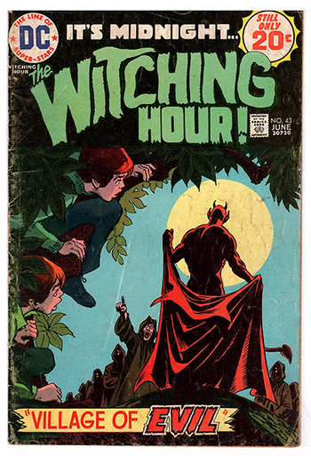 The Witching Hour, #43