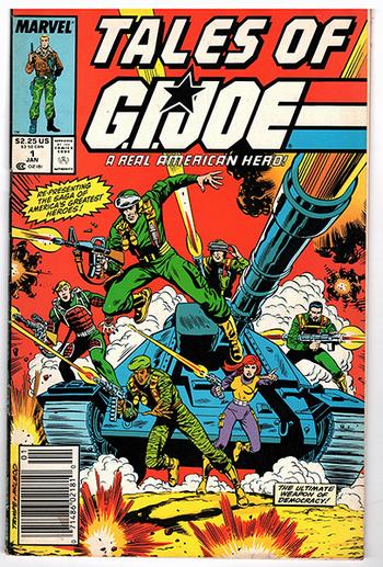 Tales of G.I. Joe,  #1