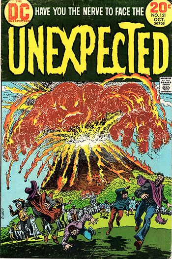 1973 DC: Unexpected #151